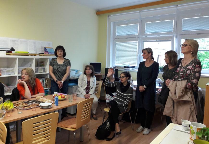 Učitelé z Berounska se inspirovali u svých kolegů v ZŠ Zdice